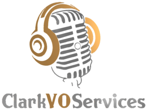 Clark VO Services Logo - cropped